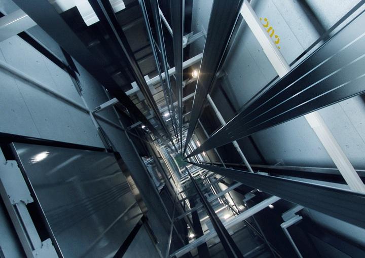 inside Fastest Elevators