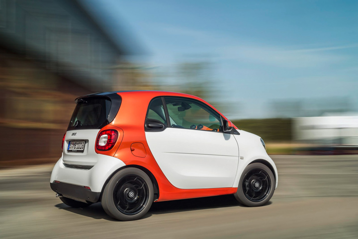 2015 Smart ForTwo And ForFour 4
