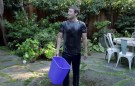 Mark Zuckerberg Dump a Bucket of Ice Water on His Head