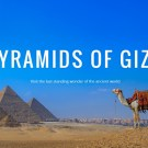 The Pyramids of Giza On Google Maps