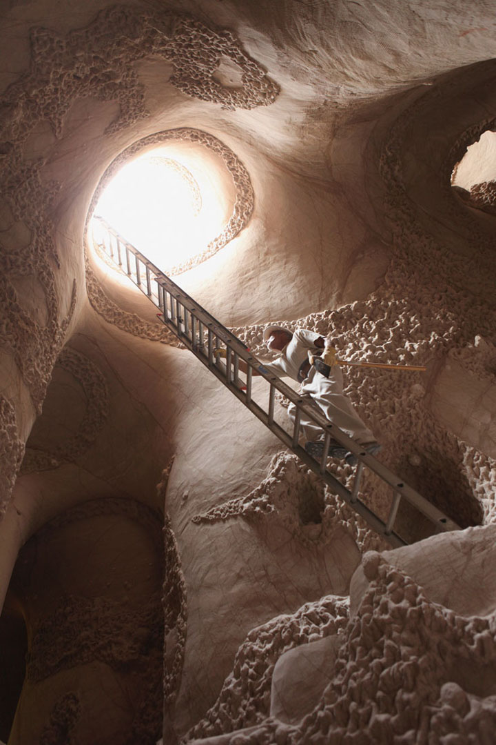Hand-Sculpted Caves 5
