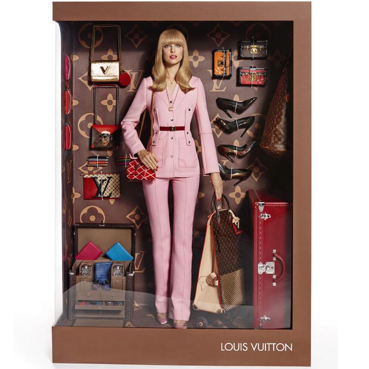 LV Barbie Doll