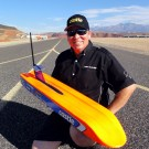 World's Fastest Battery-Powered Radio-Controlled Car