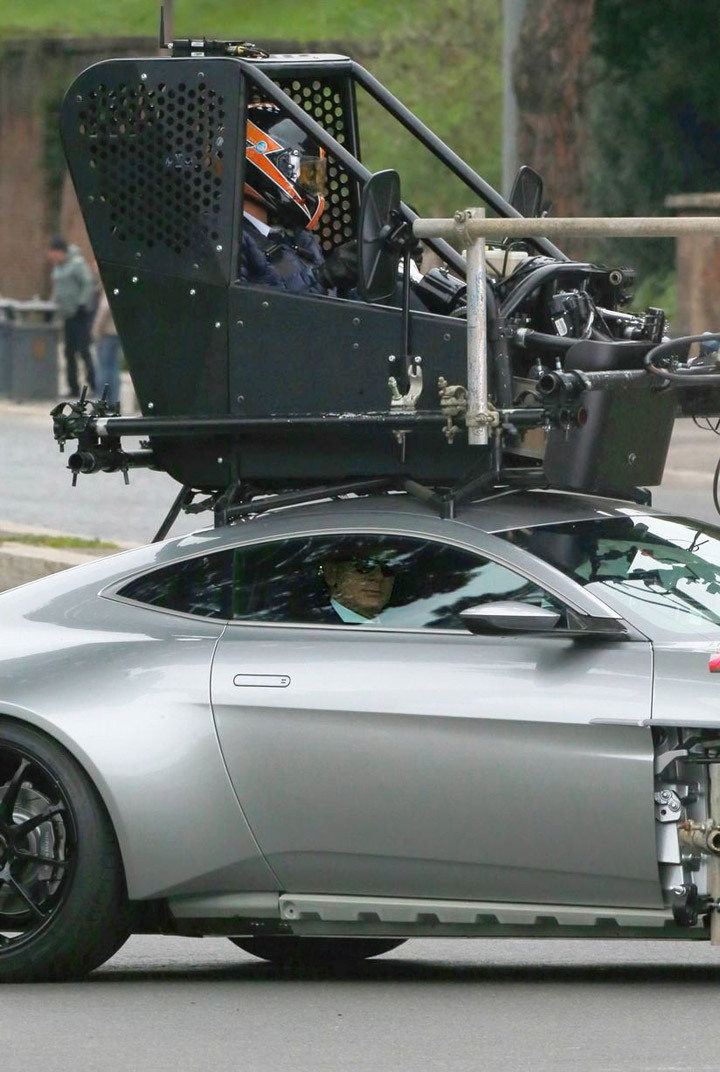 Daniel Craig James Bond Spectre Set