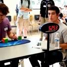 Collin Burns Break World Record For Rubik's Cube
