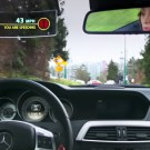 Iris Vehicle Heads Up Display