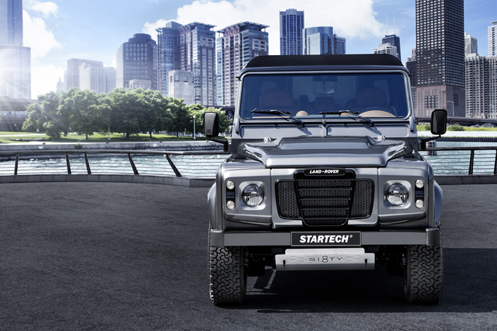 Startech Sixty8 Land Rover Defender 3