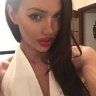 Scottish Angelina Jolie Look-Alike