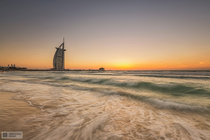 Burj Al Arab at Dawn