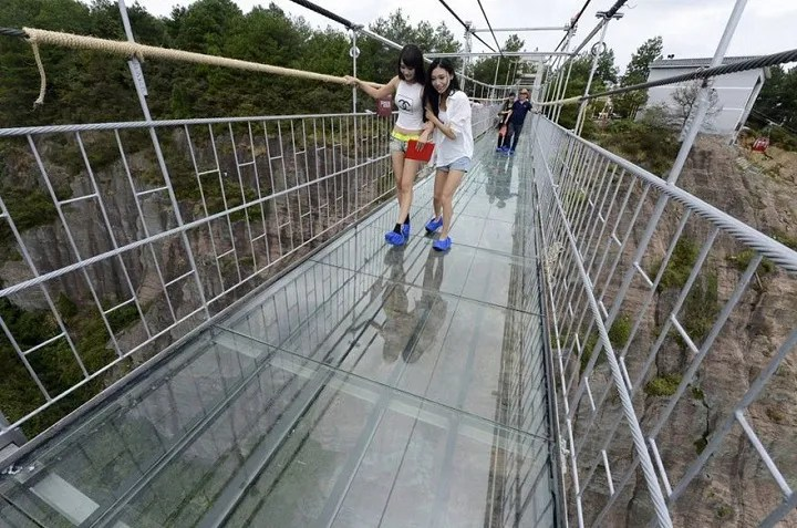 China Glass Bridge 4