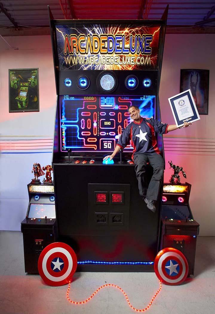 Largest Arcade Game