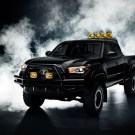 Back to the Future Toyota Pickup Truck