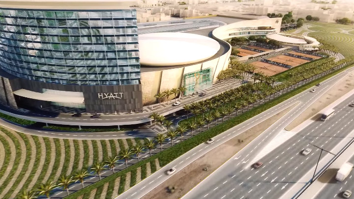 360 Mall New Expansion Phase 2