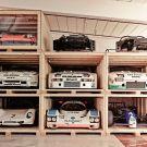 Inside Porsche Museum Warehouse