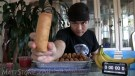 Man Eats 50 Egg Rolls in 20 Minutes