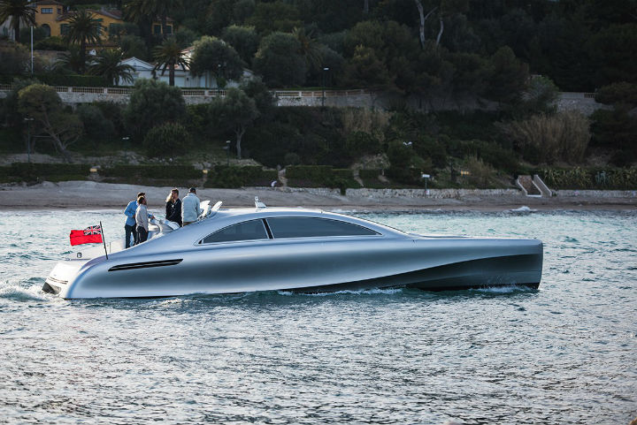 Mercedes-Benz Yacht