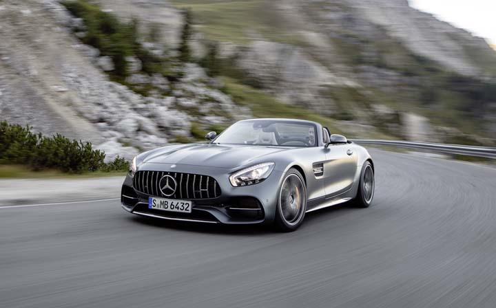 2018 Mercedes-AMG GT Roadster | Q8 ALL IN ONE - The Blog
