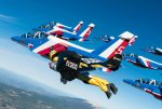 Jetmen Performs Stunning Show With Patrouille de France