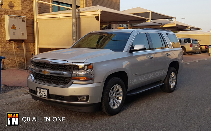Silverado Special Ops Price >> Tahoe with a Silverado Front End | Q8 ALL IN ONE - The Blog