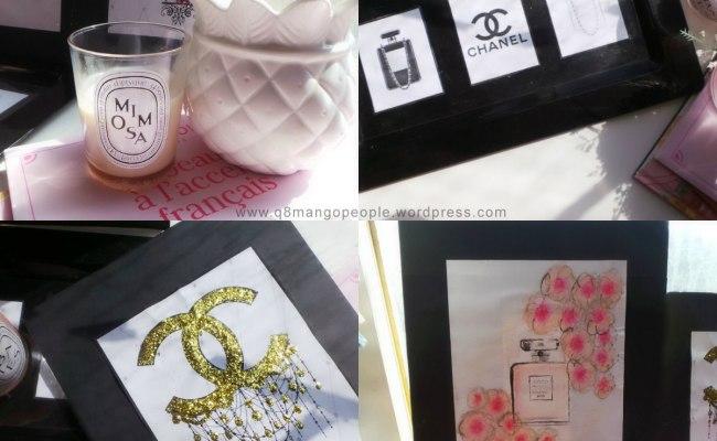 Diy Diptyque Inspired Candles Chanel Wallart Q8