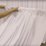 How To Set Up A Diy Wedding Backdrop