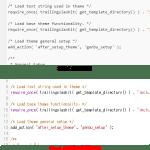 【Wordpress】Ver4.9にアップデートしたらPHP編集画面のデザインが変わってしまった!元に戻す方法は?