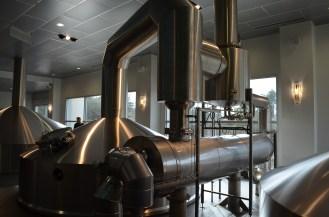 Abita Brewery et ses machines clinquantes