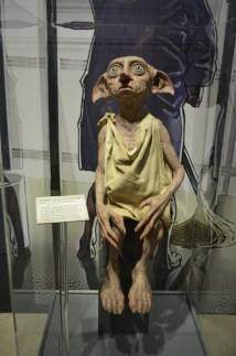 Maquette de Dobby