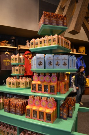 Les friandises de Harry Potter !