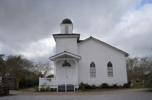 Antioch Baptist Church of Saint James Parish