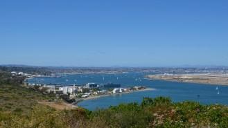 La baie de San Diego
