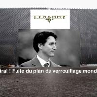 Q SCOOP - URGENT: Fuite du plan de verrouillage mondial!!