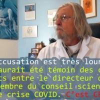 Q SCOOP - Le Pr Raoult balance du lourd; Macron témoin de lobbying du directeur.