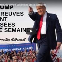 Q VIDEOS - D.Trump- Les preuves seront déposées cette semaine!
