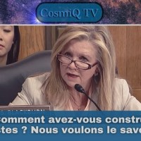 Q VIDEOS - BOOM!! Censure et GAFAM. Audience au Sénat, Marsha Blackburn.