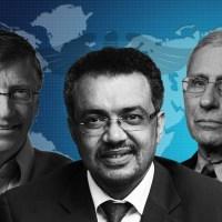 Q INFOS - Bill Gates avait déja négocié, 6 mois avant la pandémie, l'OMS est a lui.