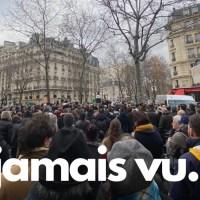 Q VIDÉOS - Mobilisation historique contre la dictature sanitaire ! Notre reportage.
