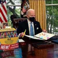 Q INFOS - Les journées de J. Biden a D.C.