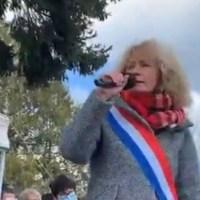 Q VIDÉOS - Magnifique message de Martine Wonner...