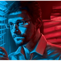 Q SCOOP - Edward Snowden: «Soyez prudent car certaines choses qui sont qualifiées de conspiration sont vraies».