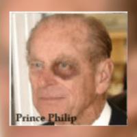 Q INFOS - Le Prince Philip...un DOUBLE membre du club des yeux noirs ?