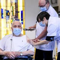Q SCOOP - Belgique : le premier Belge vacciné contre la Covid est mort hier.