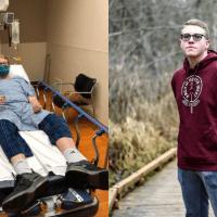 Q VIDÉOS - USA : Un jeune atteint de myocardite après son vaccin covid témoigne...