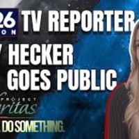 """Q SCOOP - La journaliste de Fox 26 Ivory Hecker publie un enregistrement de ses patrons et tire la sonnette d'alarme sur la """"corruption"""" et la """"censure""""."""