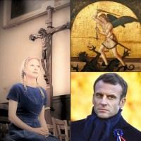 Q SCOOP - La sœur de BHL interpelle Macron tyran de mascarade SS, Attali + Alexandre et leur solution finale.