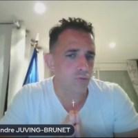 """IMPORTANT : Extrait de l'émission de """"la UneTV"""" du 24.7.2021 avec le Capitaine de Gendarmerie, à écouter."""