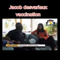 Quand Jacob Desvarieux du groupe Kassav nous ventait les bienfaits du vaccin en se moquant des alerteurs.