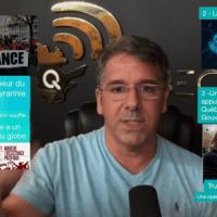 """Radio Québec : """"Une Guerre Clandestine"""" émission du 1.8.2021."""