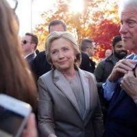 """Une actrice d'Hollywood met Hillary Clinton en demeure : """"Vous ne représentez aucun drapeau, aucun pays, aucune âme. Vous mangez l'espoir, vous tordez les esprits. J'ai été dans une chambre d'hôtel avec ton mari et voilà la bombe…"""""""