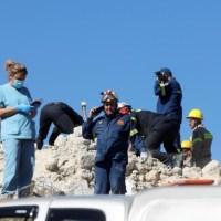 Grèce: Ce matin un séisme de 5,8 frappe la Crète et fait un mort et neuf blessés.